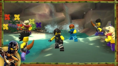 「LEGO®ニンジャゴー ローニンの影」のスクリーンショット 1枚目