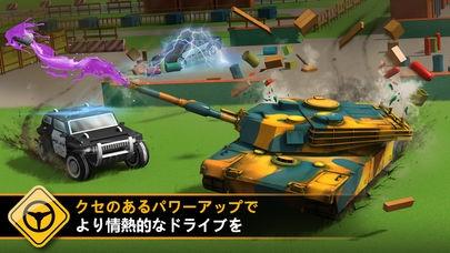 「Splash Cars」のスクリーンショット 2枚目