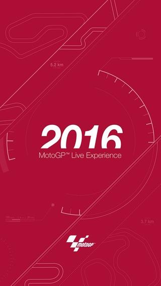 「MotoGP Live Experience 2016」のスクリーンショット 1枚目