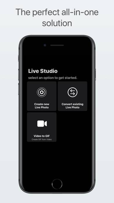 「Live Studio - All-in-One」のスクリーンショット 1枚目