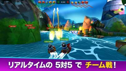 「Battle Bay」のスクリーンショット 3枚目
