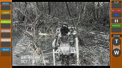 「Haunted VHS - Retro Paranormal Ghost Camcorder」のスクリーンショット 2枚目
