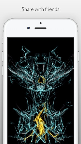「Silk 2 – Interactive Generative Art」のスクリーンショット 3枚目