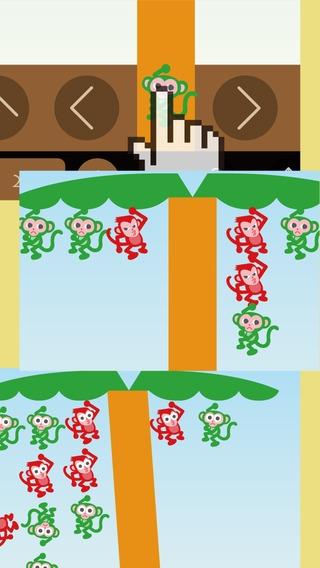 「モンキーツリー 動物パズル無料ゲーム」のスクリーンショット 2枚目