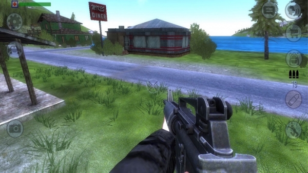 「Experiment Z Online 3D - Multiplayer Zombie Survival MMO FPS」のスクリーンショット 1枚目
