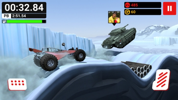 「MMX Hill Climb — Off-Road Racing With Friends」のスクリーンショット 3枚目