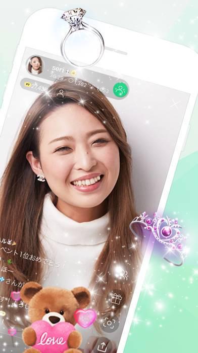 「LINE LIVE - LINEのライブ配信アプリ」のスクリーンショット 2枚目