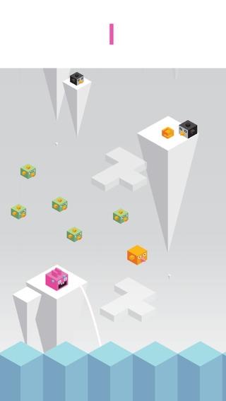 「Bouncy Blocks ■」のスクリーンショット 3枚目