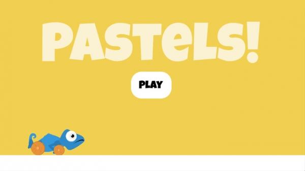 「Pastels!」のスクリーンショット 1枚目