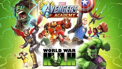 「MARVEL Avengers Academy」のスクリーンショット 1枚目