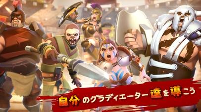 「Gladiator Heroes」のスクリーンショット 3枚目