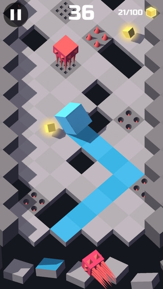 「Adventure Cube」のスクリーンショット 1枚目