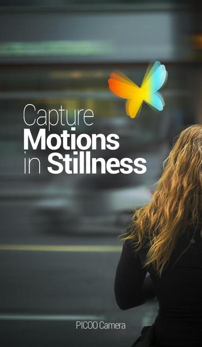 「PICOO Camera – Capture Motion in Stillness」のスクリーンショット 1枚目