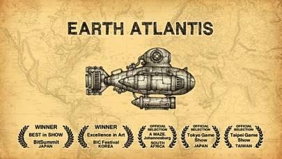 「Earth Atlantis」のスクリーンショット 1枚目