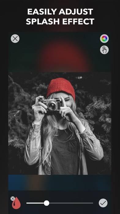 「Depello - 色はあなたの写真をスプラッシュ」のスクリーンショット 2枚目
