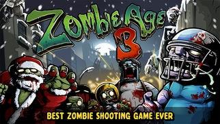 「Zombie Age 3」のスクリーンショット 1枚目