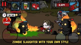 「Zombie Age 3」のスクリーンショット 2枚目