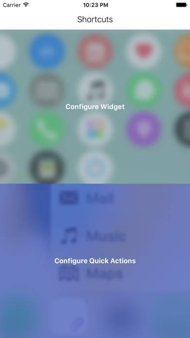「Shortcuts (Quick Open)」のスクリーンショット 2枚目