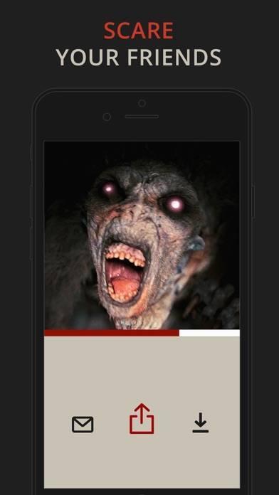 「Horror Video. ホラービデオ」のスクリーンショット 3枚目