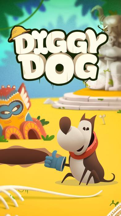 「ココ掘れワンワン (My Diggy Dog)」のスクリーンショット 1枚目