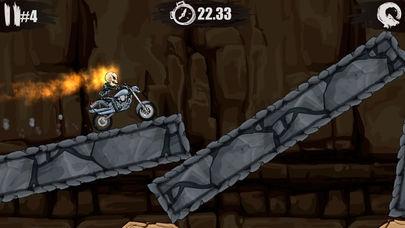 「Moto X3M Bike Race Game」のスクリーンショット 3枚目