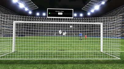 「Final Kick VR - Virtual Reality free soccer game for Google Cardboard」のスクリーンショット 3枚目