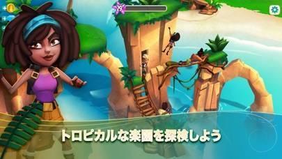 「FarmVille 2: Tropic Escape」のスクリーンショット 2枚目