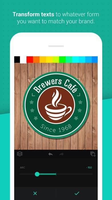 「Logo Maker - Logo Foundry」のスクリーンショット 3枚目