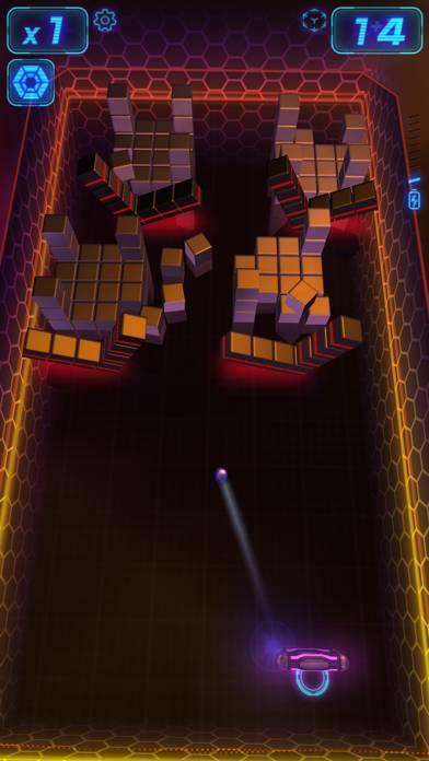 「Micro Breaker」のスクリーンショット 3枚目