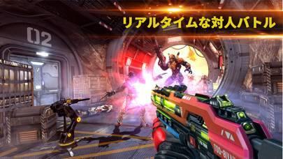 「Shadowgun Legends - Online FPS」のスクリーンショット 3枚目