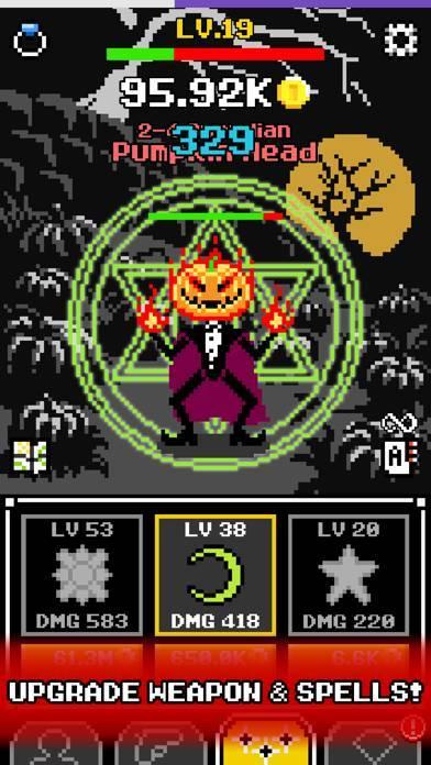「Final Friday - The Halloween Clicker」のスクリーンショット 3枚目