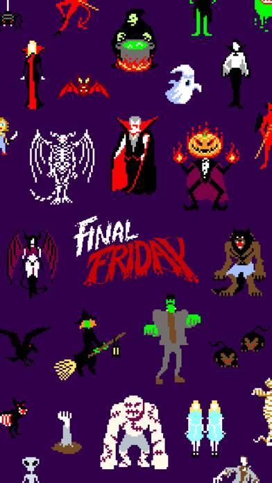 「Final Friday - The Halloween Clicker」のスクリーンショット 1枚目