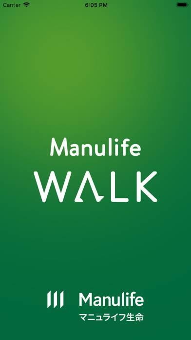 「Manulife WALK」のスクリーンショット 1枚目
