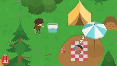 「Sneaky Sasquatch」のスクリーンショット 1枚目