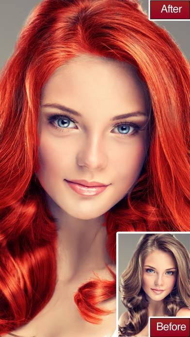 「Hair Color Lab 美しさ変身のための髪の色や」のスクリーンショット 3枚目