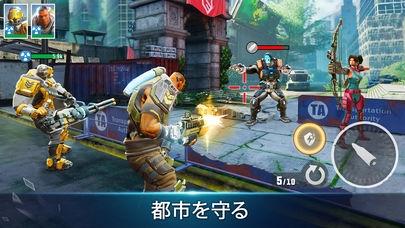 「Hero Hunters」のスクリーンショット 1枚目