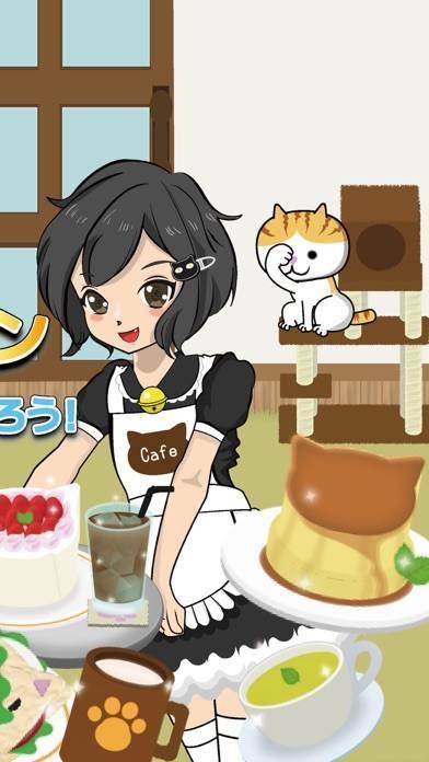 「本日開店猫カフェレストラン」のスクリーンショット 2枚目