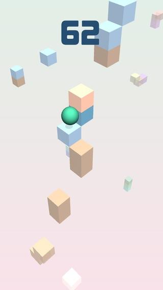 「Cube Skip」のスクリーンショット 3枚目