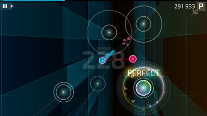 「Protocol:hyperspace Diver」のスクリーンショット 1枚目
