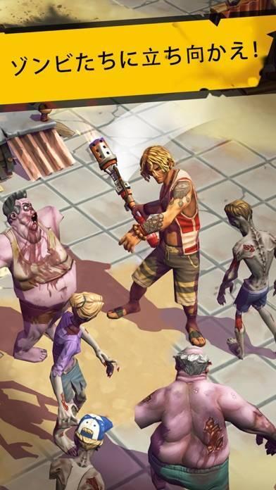 「Dead Island: Survivors」のスクリーンショット 2枚目