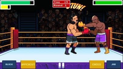 「Big Shot Boxing」のスクリーンショット 1枚目