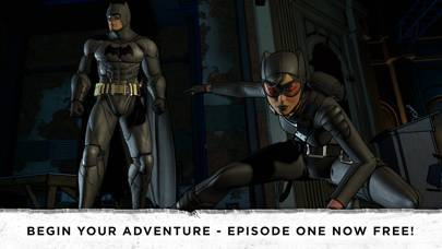 「Batman - The Telltale Series」のスクリーンショット 1枚目
