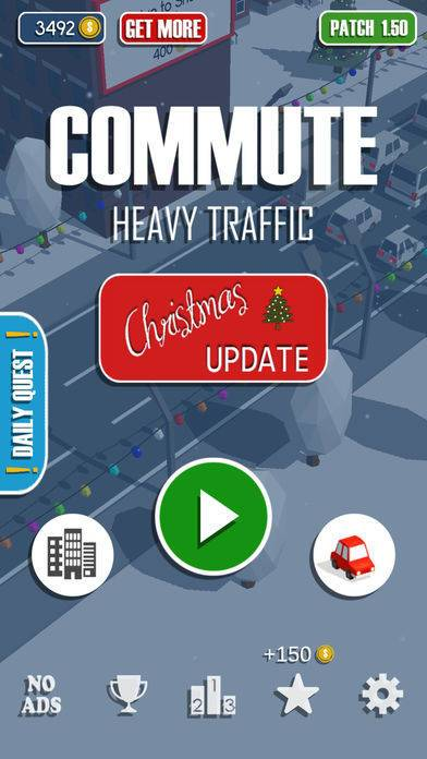 「Commute: Heavy Traffic」のスクリーンショット 1枚目