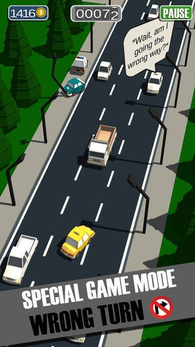 「Commute: Heavy Traffic」のスクリーンショット 3枚目