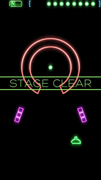 「Neon Shoot」のスクリーンショット 3枚目