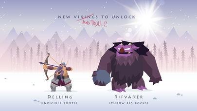 「Vikings: an Archer's Journey」のスクリーンショット 1枚目