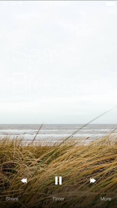「Relax Ocean」のスクリーンショット 3枚目