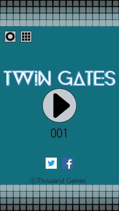 「TWIN GATES(ツインゲート)」のスクリーンショット 1枚目