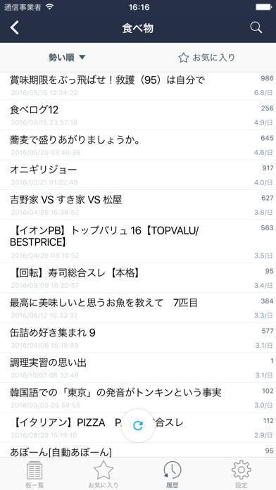 「JaneStyle for 5ちゃんねる(5ch.net)」のスクリーンショット 2枚目