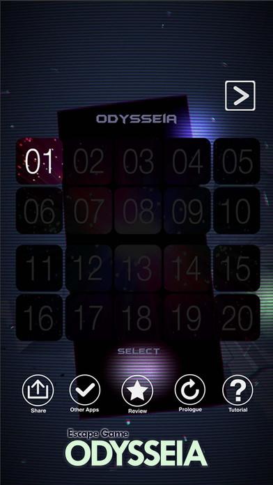 「【脱出ゲーム】オデッセイア|Escape Odysseia」のスクリーンショット 3枚目